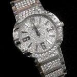 アフターダイヤ加工された腕時計も買取可能です